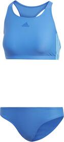 adidas Fit 3 Stripes Infinitex Bikini Dames, true blue